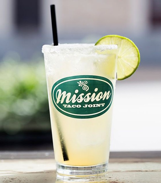 A MARGARITA AT MISSION TACO | JENNIFER SILVERBERG