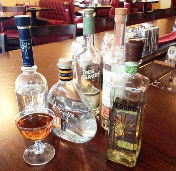 THE TEQUILA SELECTION AT PLANTER'S HOUSE | JAMIE KILGORE