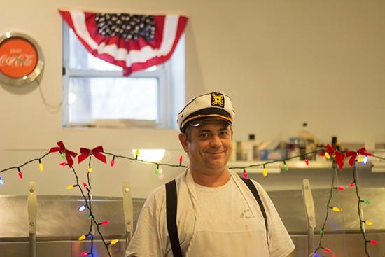 Co-owner Michael Sullivan.