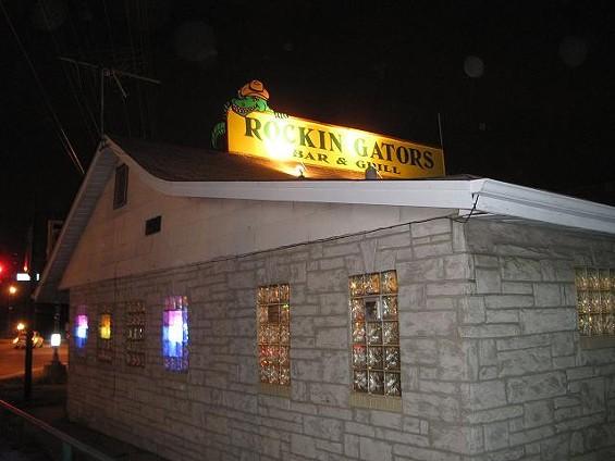 Rockin' Gators Bar & Grill - ROBIN WHEELER