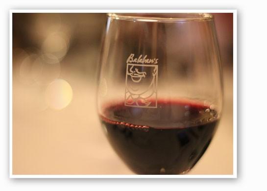 Tamber Bey's 2010 Rabicano Cabernet/Merlot Bordeaux Blend. | Nancy Stiles