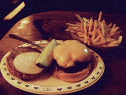 Is this St. Louis' most overrated burger? - AIMEE LEVITT