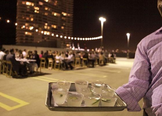 A past Dinner Lab event. | Jason Martin