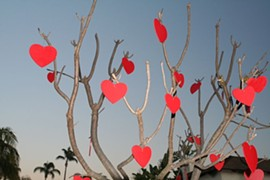 Love is in the air this weekend! - WIKIMEDIA COMMONS