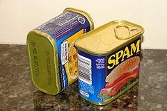 Spam turns 74. - WIKIMEDIA COMMONS