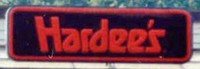 The Hardee's logo of our youth.