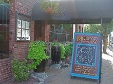 Molly's in Soulard - KRISTEN KLEMPERT