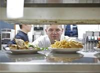 Hanley's Grille & Tap owner Jeff Constance - JENNIFER SILVERBERG