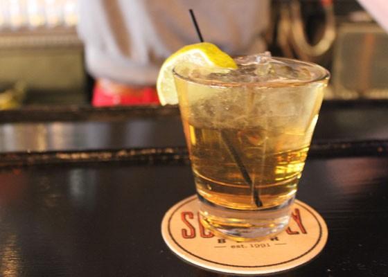 "Blind Tiger's ""Whiskey Business."" | Nancy Stiles"