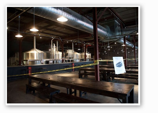 Urban Chestnut will now have an output of 15,000 barrels a year. | Jon Gitchoff