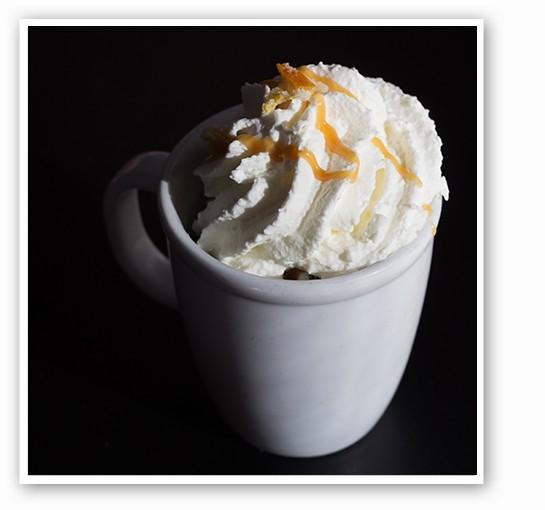 Warm pineapple upside-down cake in a mug for dessert. | Mabel Suen