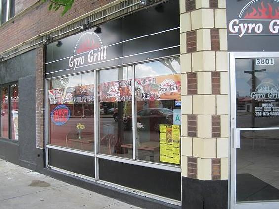 Gyro Grill at 3801 South Kingshighway - IAN FROEB