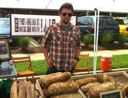 Alex Carlson of Red Guitar Bread - HOLLY FANN