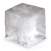A Kold-Draft ice cube - WWW.KOLD-DRAFT.COM