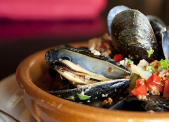 Mussels at Modesto Tapas