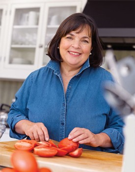 The real Ina Garten. Isn't she lovely?