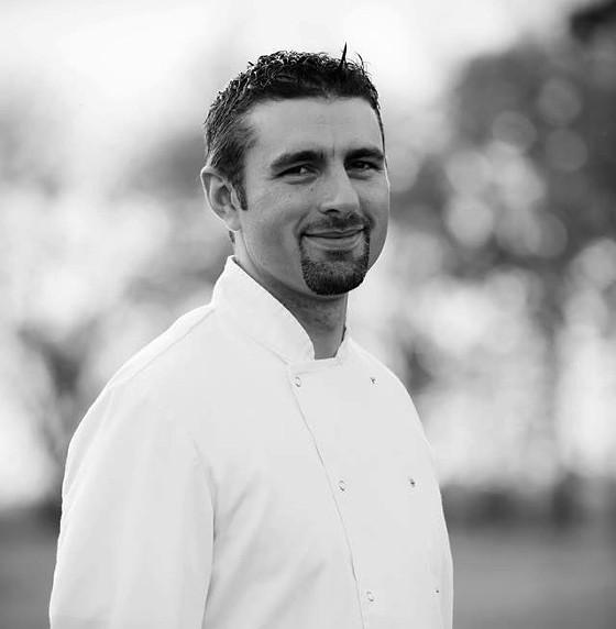 The Libertine's chef Josh Galliano   courtesy of the Libertine