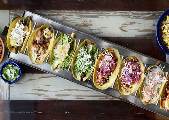 Stop by Mission Taco during Tour de Taco this weekend. | Jennifer Silverberg