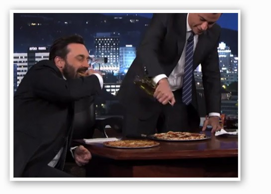 Jon Hamm sticks up for St. Louis. | YouTube