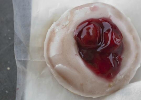 A World's Fair donut - SARAH RUSNAK