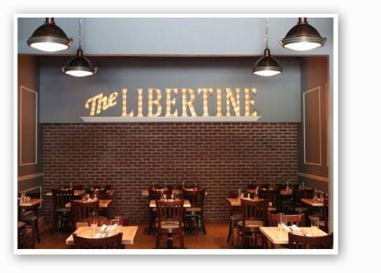 The Libertine is celebrating Christmas Italian-style.   Jennifer Silverberg