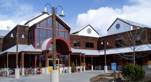 The New Belgium brewery in Fort Collins, Colorado - M. DOXTAD, WIKIMEDIA COMMONS