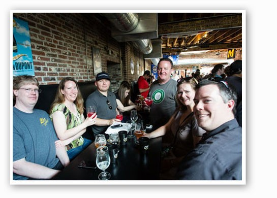 Join the potluck at iTap Soulard. | Theo Welling