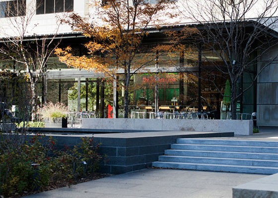 The Citygarden space where Death in the Afternoon will open Monday. | Jennifer Silverberg