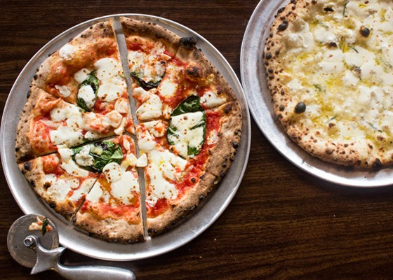 The Margherita and the Bianca.   Mabel Suen