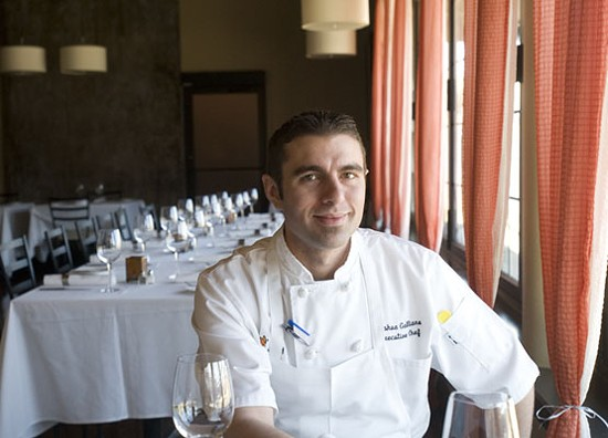 """Josh Galliano, Food & Wine's """"People's Best New Chef"""" for the Midwest 2012 - JENNIFER SILVERBERG"""