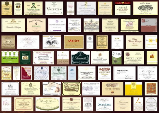 The fruits of the labor of widely traveled wine importer Robert Kacher. - WWW.ROBERTKACHERSELECTIONS.COM