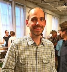 Slow Food's Bill Burge - BRYAN PETERS