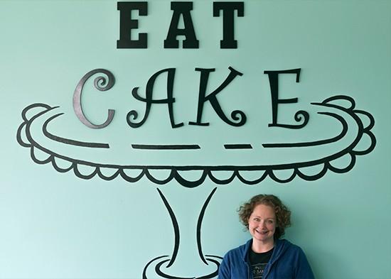 Chef-owner Amy Verkamp-McArthy.