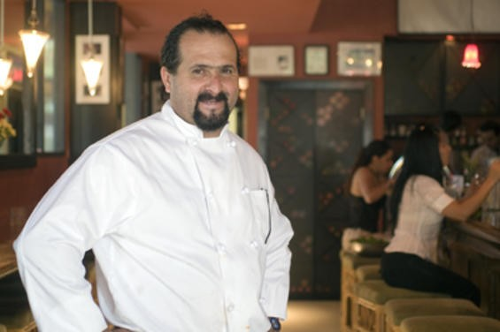 Jorge Carvalho, owner of Coco Louco Brasil in the Central West End - JENNIFER SILVERBERG