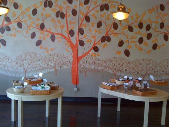 Kakao Chocolate in Maplewood today. - AIMEE LEVITT