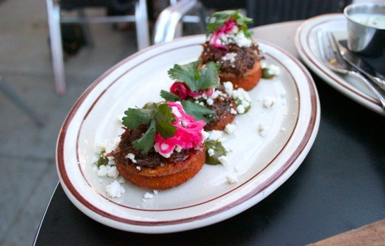 The barbacoa dish at Taste | Ian Froeb