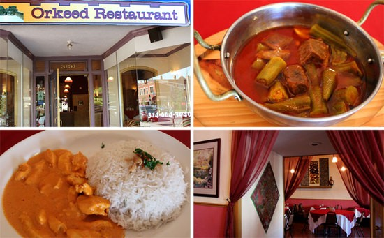 Orkeed served Middle Eastern cuisine on South Grand   Mabel Suen