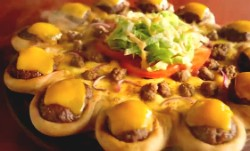 We'll gladly pay you Tuesday for a cheeseburger stuffed crust pizza today.
