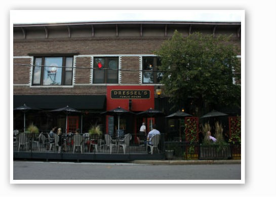 Dressel's in the Central West End. | Pat Kohm