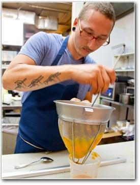 Little Country Gentleman chef de cuisine Dale M. Beauchamp | Mabel Suen
