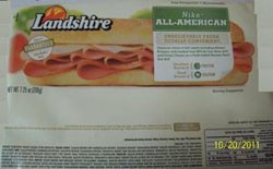 St. Louis-based Landshire has recalled sandwiches owing to listeria concerns. - FDA.GOV