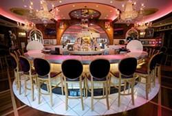 Inside Jeff Ruby's Steakhouse, now the Steakhouse - JENNIFER SILVERBERG