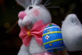 Plenty of Easter brunch opportunities occupy this weekend's food-filled festivities. - WIKIMEDIA COMMONS