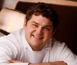 Chef Kelly English - COURTESY: HARRAH'S CASINO