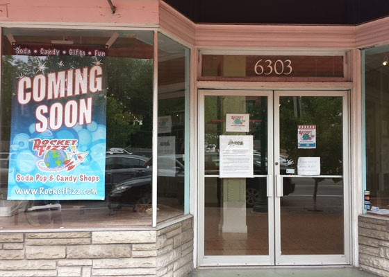 The former City Sprouts location on Delmar Boulevard.   Jessica Lussenhop