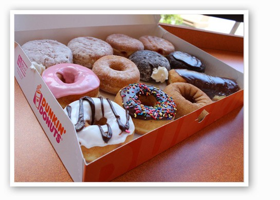 Get free Dunkin' Donuts this month with a donation to Goodwill. | Mabel Suen