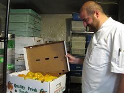 Vito Racanelli Jr. of Onesto Pizza & Trattoria - ROBIN WHEELER