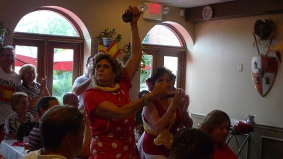 No trip to Spain is complete without a Flamenco dancer sighting.