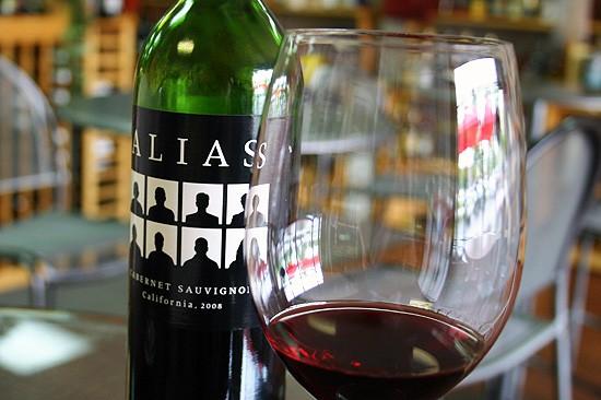 Alias Cabernet Sauvignon: the wine world's Clark Kent, only cooler. - KATIE MOULTON