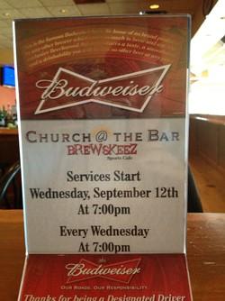 WWJD: What would Jesus drink? - COURTESY DAVID RISPOLI